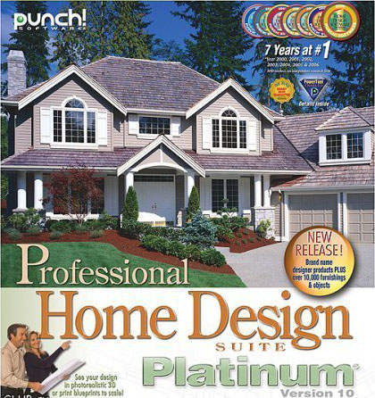 Punch Pro Home Design Suite Platinum v 10